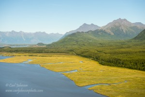 eklutna river estuary