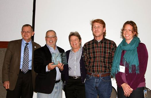 Borough receives NFHP award