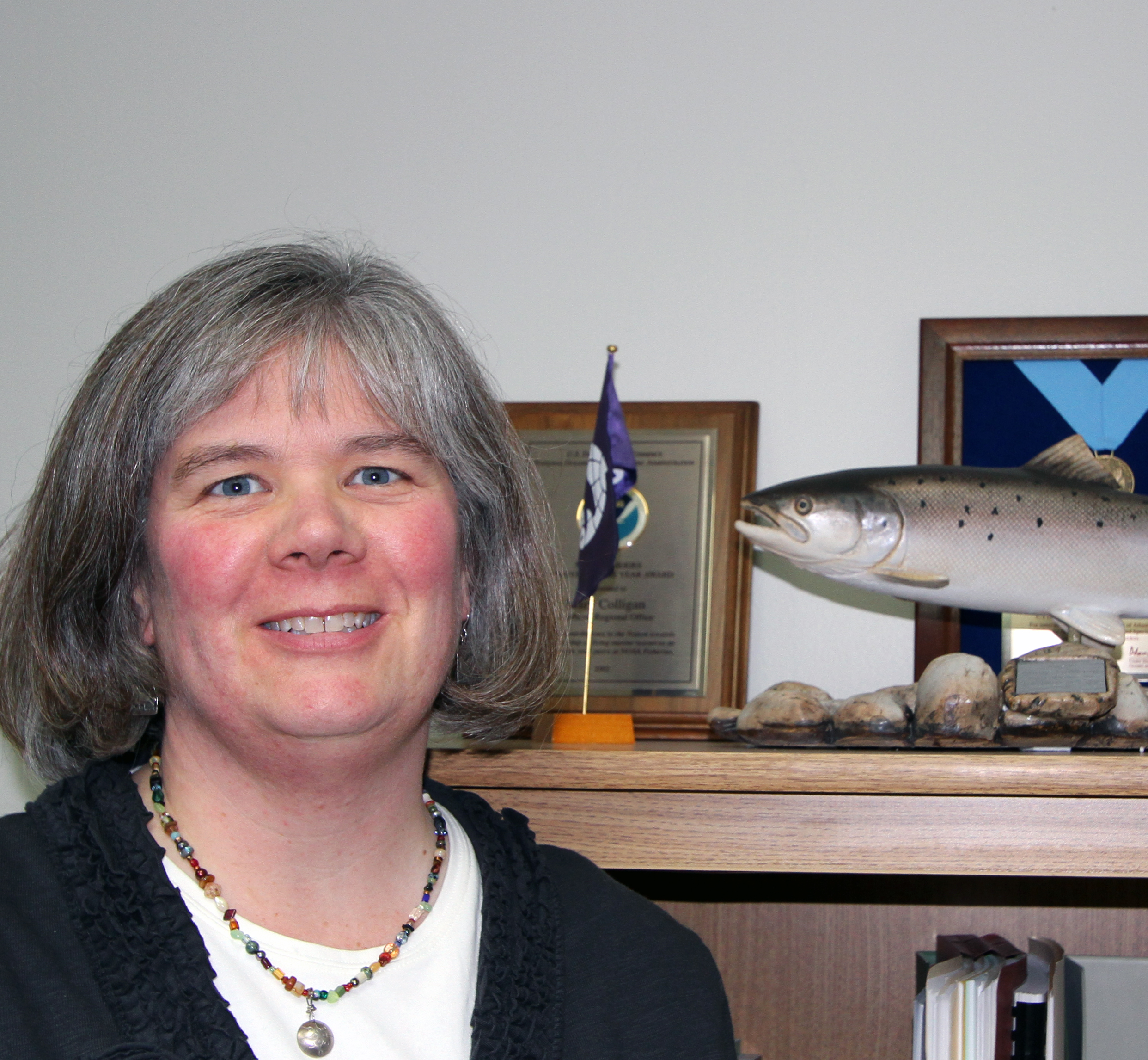 Mary Colligan - a 2014 Salmon Symposium keynote speaker